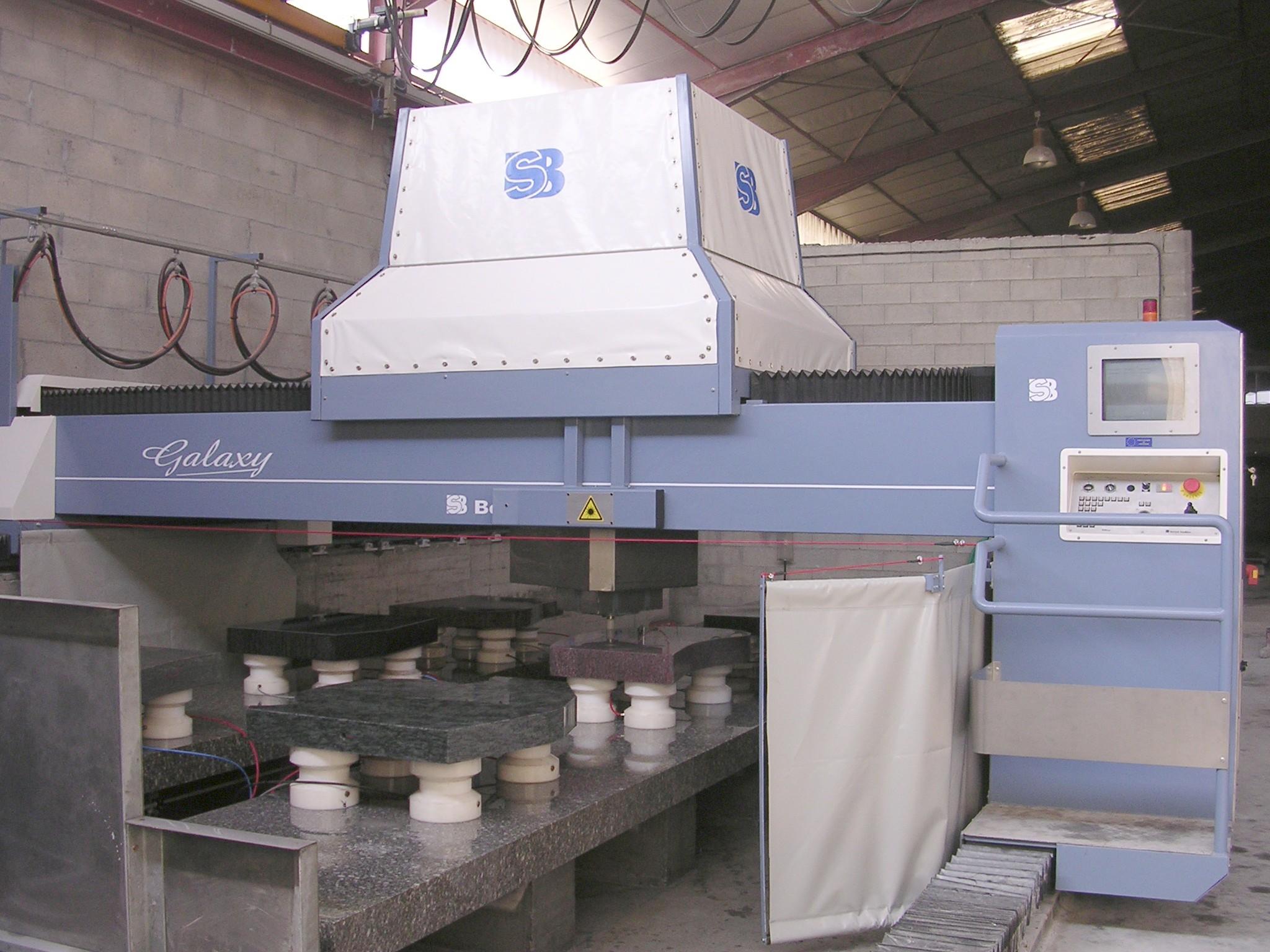 Machine pour plolissage à Plat et Chant Modèle GALAXY type P30