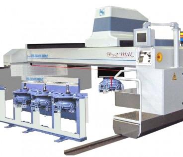 Modèle PX 2 refait  à neuf en P-Mill