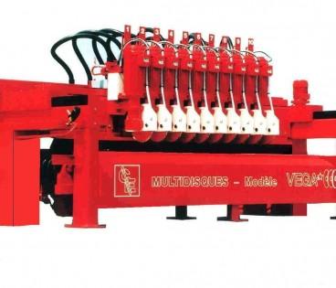 V Ecourteuse Abouteuse modèle VEGA type T10